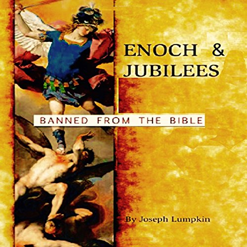 Enoch and Jubilees audiobook cover art