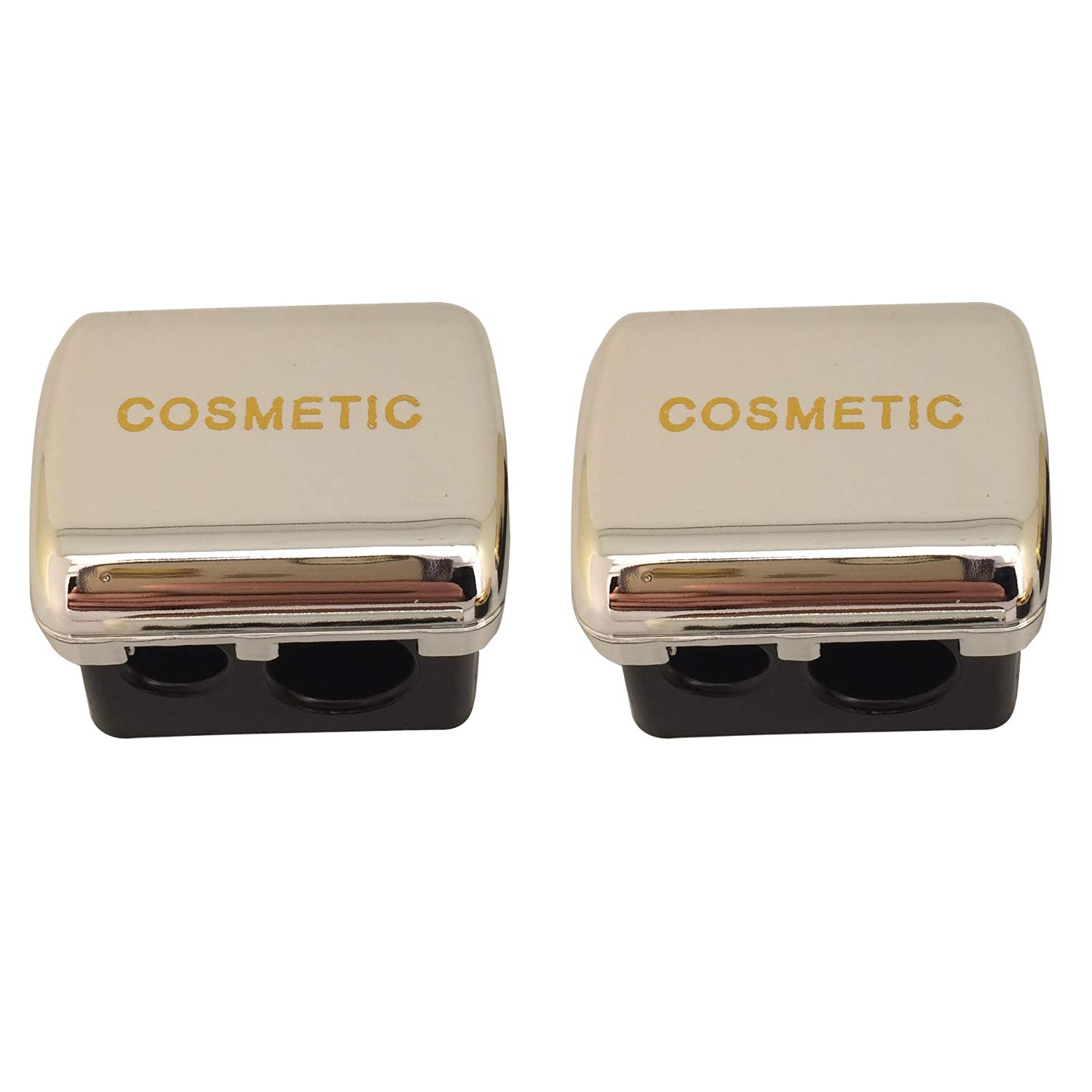 Phoenix Mall JOSALINAS Dual Directly managed store Makeup Sharpener 2 for Eyebrow Ey Cosmetic pack