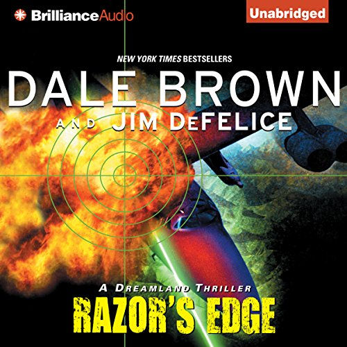 Dale Brown's Dreamland: Razor's Edge audiobook cover art