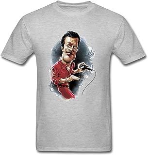 Men's Faith No More Mike Bordin Art T-shirt
