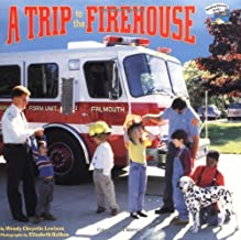 A Trip to the Firehouse (Reading Railroad) by Wendy Cheyette Lewison (1998-05-03)