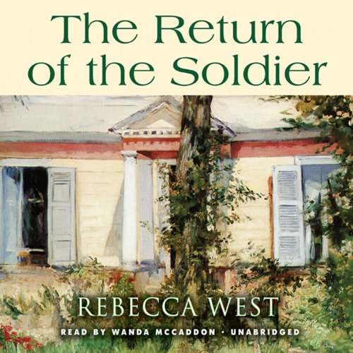 The Return of the Soldier copertina
