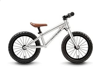 Early Rider Trail Runner XL Fatbike Balance Bike: Silver
