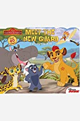 The Lion Guard, Meet the New Guard Board book