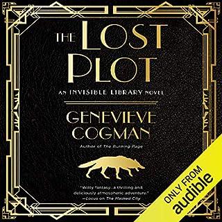 The Lost Plot cover art
