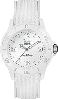 Ice-Watch - ICE sixty nine White - Montre blanche avec bracelet en silicone