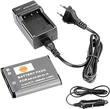 DSTE Repuesto Batería y DC109E Viaje Cargador kit para Nikon EN-EL19Coolpix S100S2500S2600S2700S2750S3100S3200S3300S3400S3500S4100S4150S4200S4300S4400S5200S6400S6500S6600
