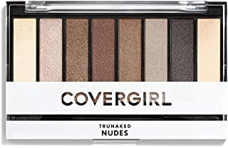 COVERGIRL truNAKED Eyeshadow Palette, Nudes 805, 0.23 ounce (Packaging May Vary)