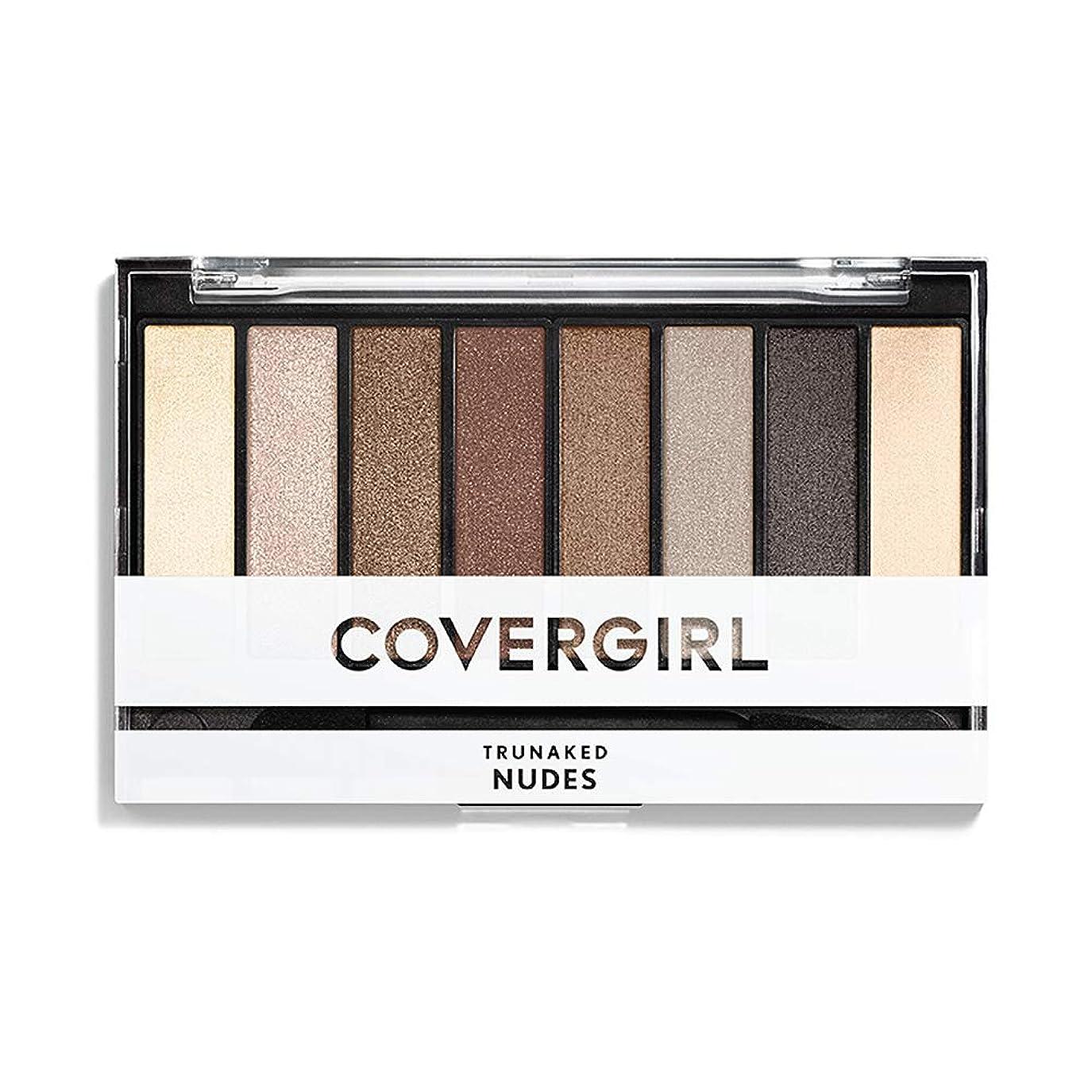 論争の的スチュワードアボートCOVERGIRL TruNaked Eyeshadow Palette - Nudes (並行輸入品)