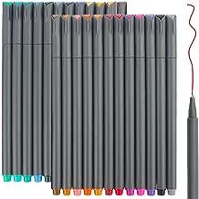 Best 24 fineliner color pens set Reviews