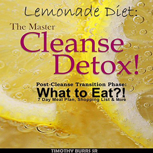 Lemonade Diet audiobook cover art