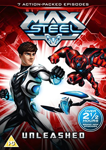 Max Steel: Unleashed [DVD] [UK Import]