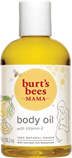 Burt's Bees Mama Bee Nourishing Body Oil Softening and Rejuvenation, 115 ml
