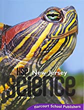 Harcourt Science New Jersey: Ask Science Test Preparation Student Edition Grade 2
