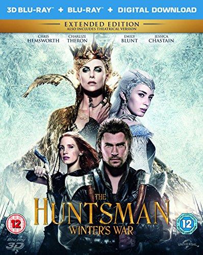 The Huntsman: Winter's War [Blu-ray 3D + Blu-ray]