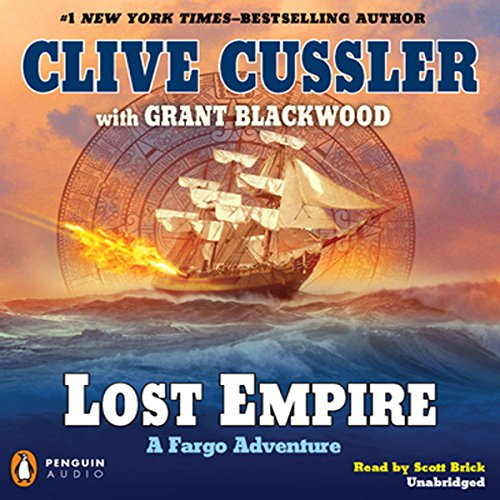 Lost Empire                   By:                                                                                                                                 Clive Cussler                               Narrated by:                                                                                                                                 Scott Brick                      Length: 12 hrs and 9 mins     2,541 ratings     Overall 4.4