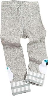 Toddler Baby Pants Cute Cartoon Cotton Girls Leggings Children Kids Comfortable Stretchy Ankle-Length Leg Warmer