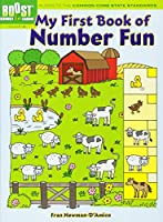 BOOST My First Book of Number Fun (BOOST Educational Series)