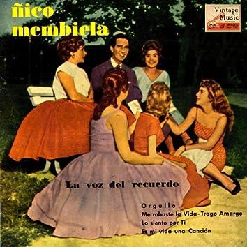 """Vintage Cuba Nº 74 - EPs Collectors, """"La Voz Del Recuerdo"""""""