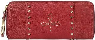 Hidesign Wild West Aw 19 Women's Wallet (Red)