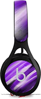 Skin Decal Wrap for Beats EP Paint Blend Purple HEADPHONES NOT INCLUDED