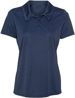 Women's Dri-Equip Golf Polo Shirts Button Golf Polo's in 20 Colors XS-3XL