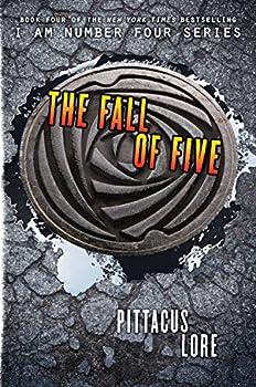 The Fall of Five  Lorien Legacies Book 4