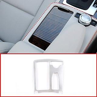 Auto Interior Accessories for BMW X1 X3 X4 X5 X6 GT 2013-2018 Temperature Volume Control Button Decorative Circle Cover NTUOO 3Pcs Car Air Conditioning Switches Knob Trim Ring