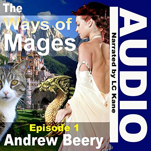 The Ways of Mages: Book 1 audiobook cover art