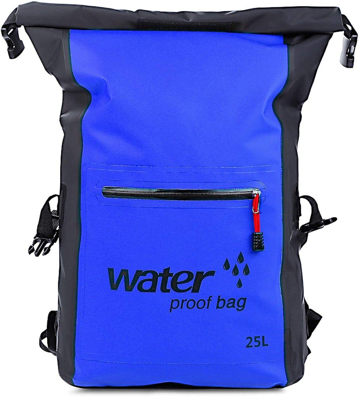 6e6bf14454cc 25L Backpack Kit Travel Backpack Swimming Canoeing Kayaking Bags ...