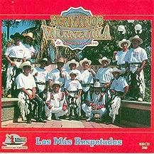 Hermanos Valenzuela (Los Mas Respetados) by Guerrero Hermanos Valenzuela De Amuco (1999-05-04)
