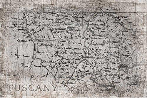 AFDRUKKEN-op-GEROLDE-CANVAS-Toscane-White-PIGalerie-Kaarten-Afbeelding-gedruckt-op-canvas-100%-katoen-Opgerolde-canvas-print-Kunstdruk-op-gerold-canvas-voo-Afmeting-81_X_121_cm