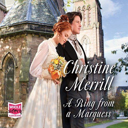Couverture de A Ring from a Marquess