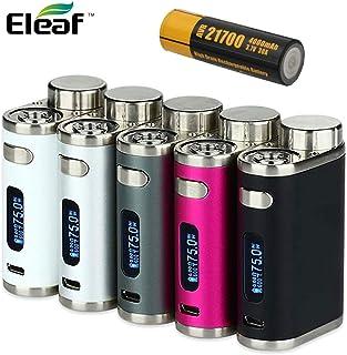 Eleaf iStick Pico 21700 本体 モッド イーリーフ ピコ 温度管理機能 対応vape 21700バッテリー付き