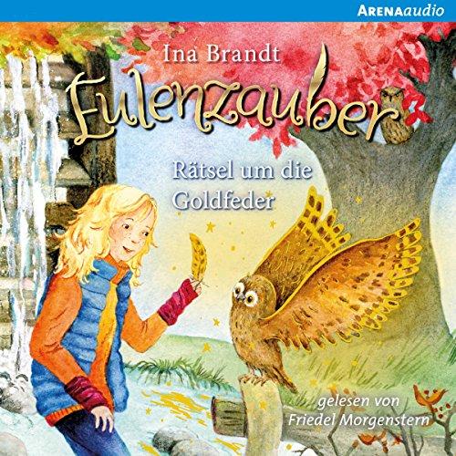Rätsel um die Goldfeder cover art