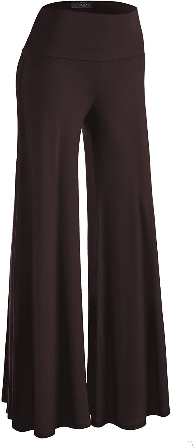 LL Womens Chic Palazzo Lounge - in Pants Made USA OFFicial shop New product! New type