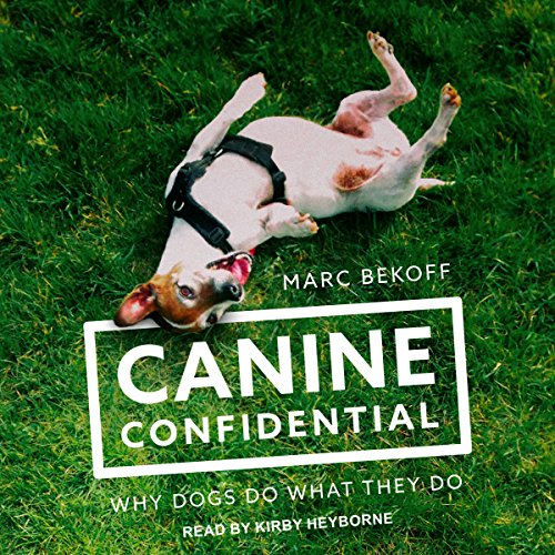 Canine Confidential cover art