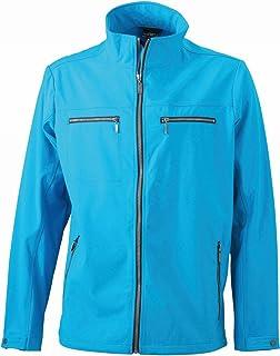 James & Nicholson JN1058 Mens Tailored Softshell Jacket