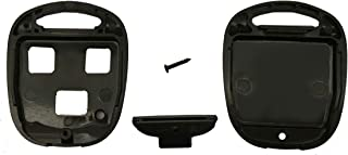 Replacement Key Fob Shell Case Fit for Lexus Keyless Entry Remote Car Key Fob Cover Casing (Casing Only)