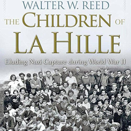 The Children of La Hille audiobook cover art