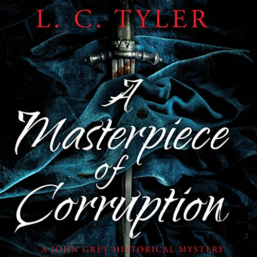A Masterpiece of Corruption audiobook cover art