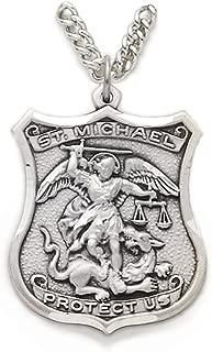 Sterling Silver 1 1/8