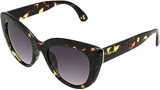 NINE WEST Women's Kara Sunglasses Cat Eye