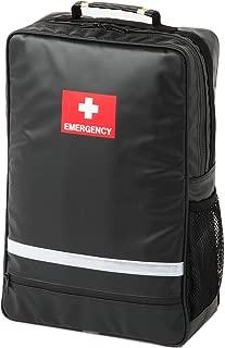 非常持出袋 plus+ 非常持出袋(単品)の上位モデル 玄関やリビングにも違和感なく置けるスタイリッシュな防災リュック (マットブラック)