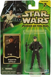 Star Wars, Power of the Jedi, Imperial Officer Action Figure, 3.75 Inches