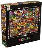 Ceaco Candy Logo Collage Puzzle (550Piece)