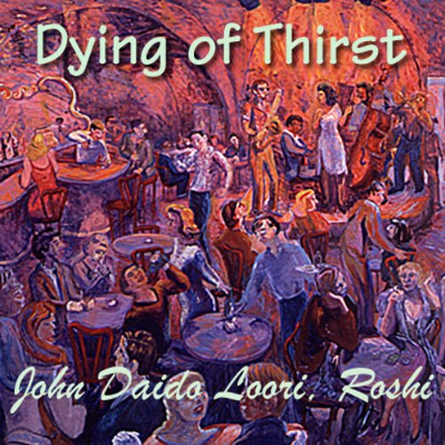 Dying of Thirst audiobook cover art