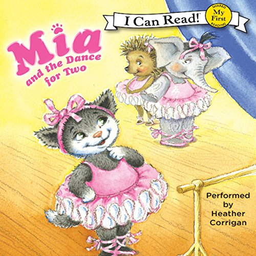 Mia and the Dance for Two audiobook cover art