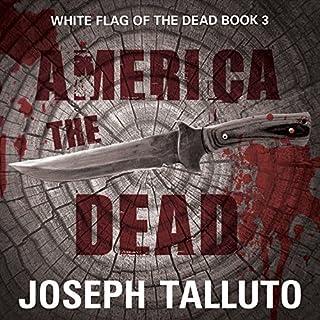 America the Dead audiobook cover art