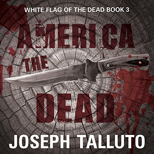 Couverture de America the Dead